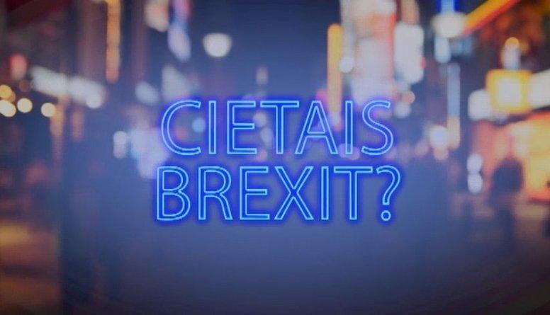 "Tvitersāga: Cietais ""Brexit""?"