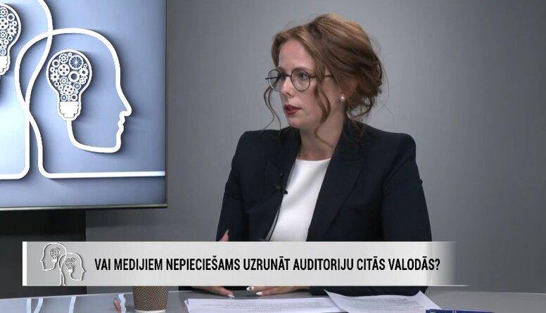 Meļķe:  Komercmedijiem apvienojot spēkus, krievu auditorijas sasniedzamība būtu lielāka nekā LTV
