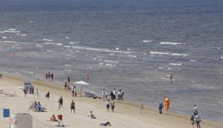 Latvijas simtgadē aicina sakopt jūras krastus