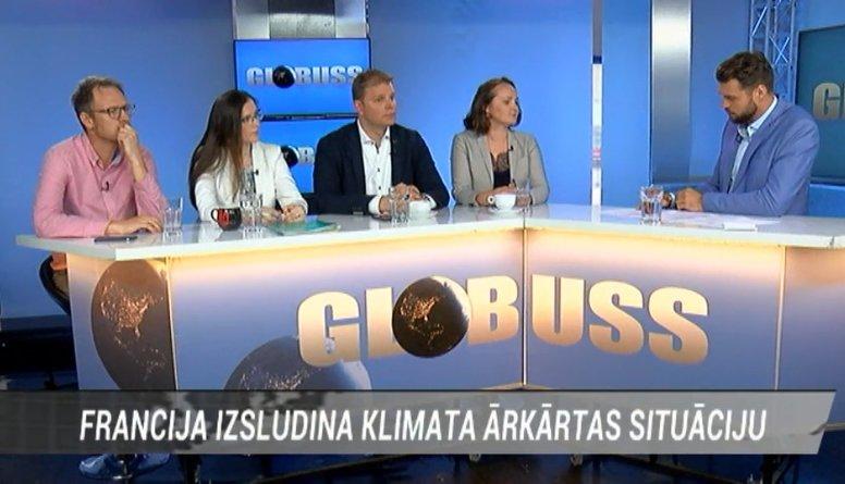 12.07.2019 Globuss 2. daļa