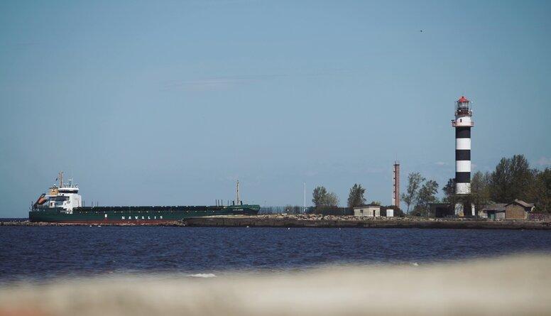 Uzsākti Daugavgrīvas krasta nostiprinājuma jeb BKRR dambja remontdarbi