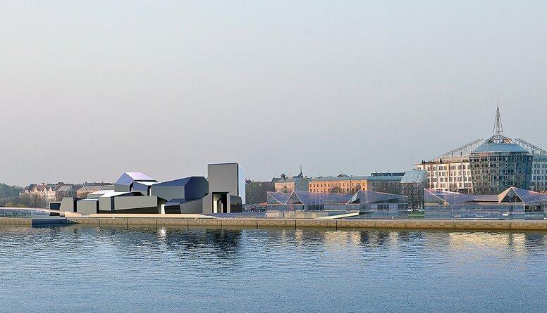 Zeps: Šobrīd, kā iespējamo Nacionālās koncertzāles vietu, apspriež Andrejsalas apkaimi