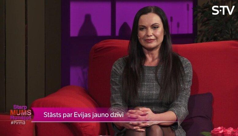 Kāpēc Evija Krūze precējās īsā kleitā?