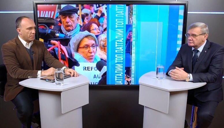 Янис Лачплесис о том, что Латгалия может претендовать на 287 млн евро