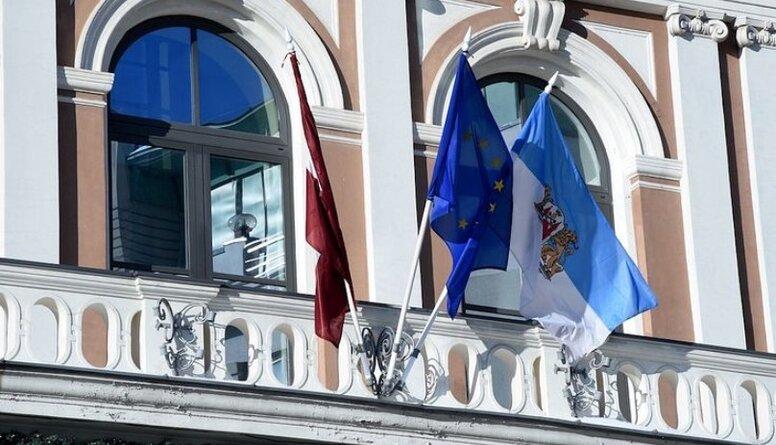 Rīgas domes atlaišana ir iestudēts pasākums, uzskata Točs