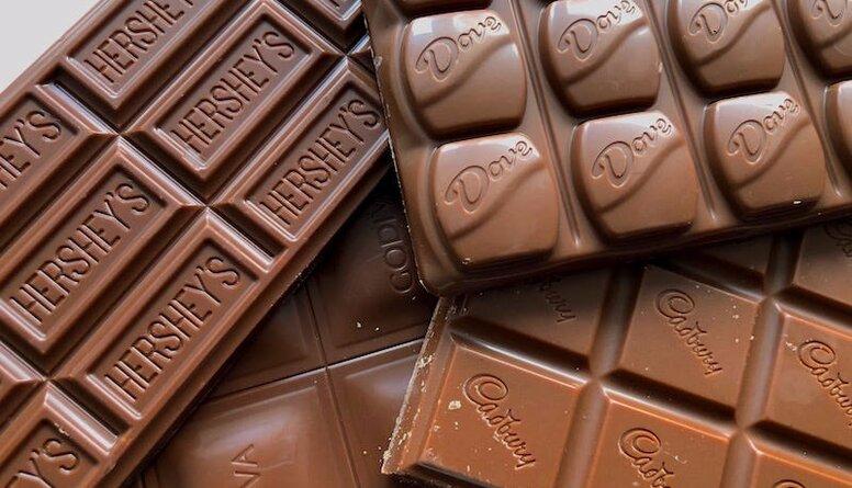 Piena šokolādes saturs un tās uzturvērtība