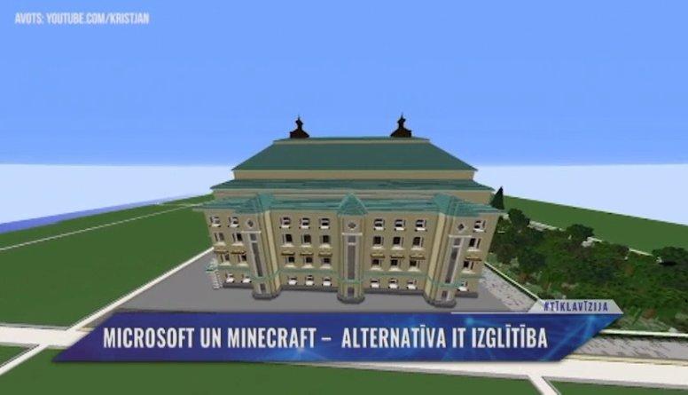 Uzziņai: Kas ir Minecraft?