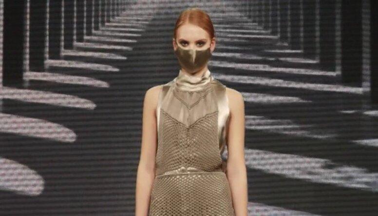 Jauno modes dizaineru konkurss 2020 3. daļa