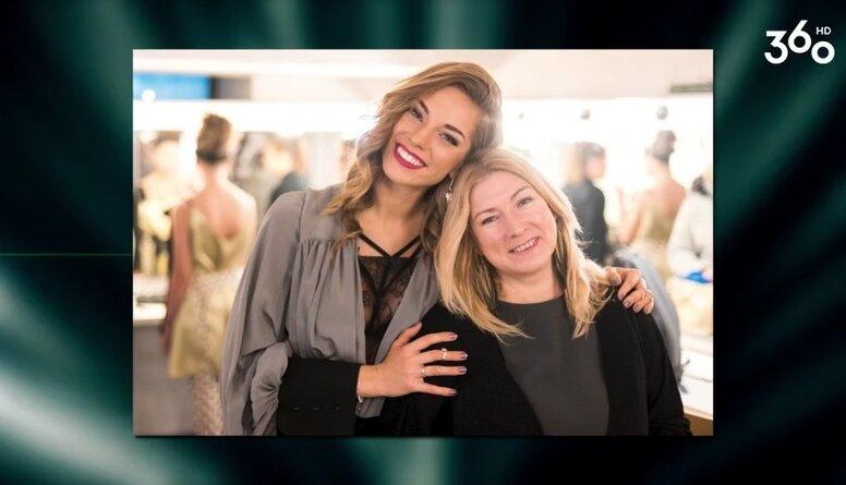 Kāds īpašs mirklis Leldei Ceriņai bija ar mammu viņas kāzās?