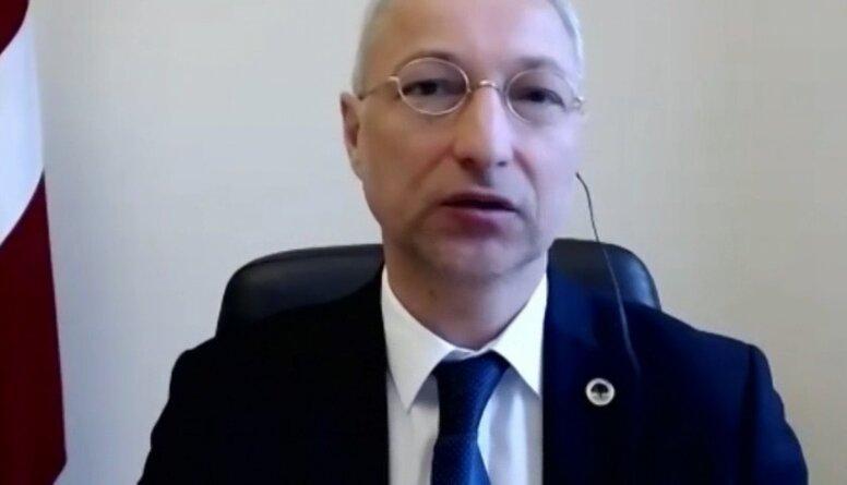 Bordāns: Saeimas Iekšlietu komisijā tiks skatīts jautājums par pulcēšanos 9. maijā