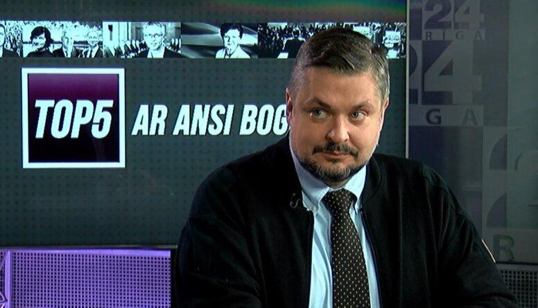 "Ozols: Latvijas politikā valda ""skaldi un valdi"" princips"