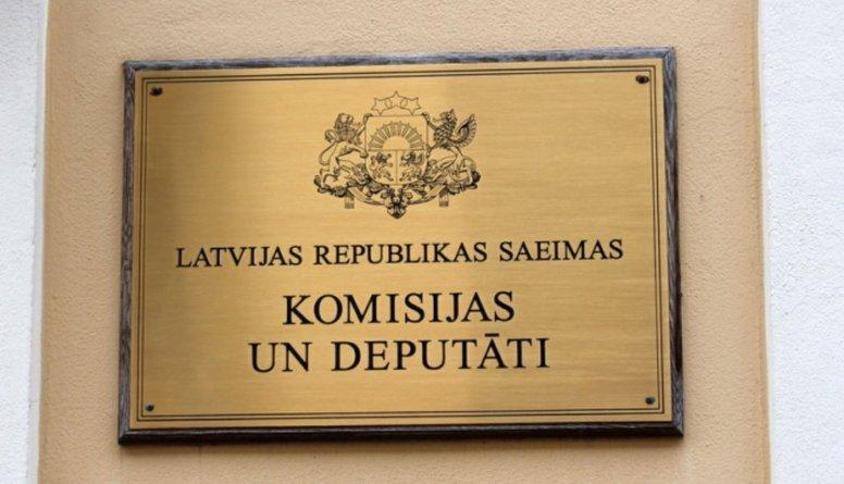 Kāpēc Nemiro nav ievēlēts Tautsaimniecības komisijas vadībā?
