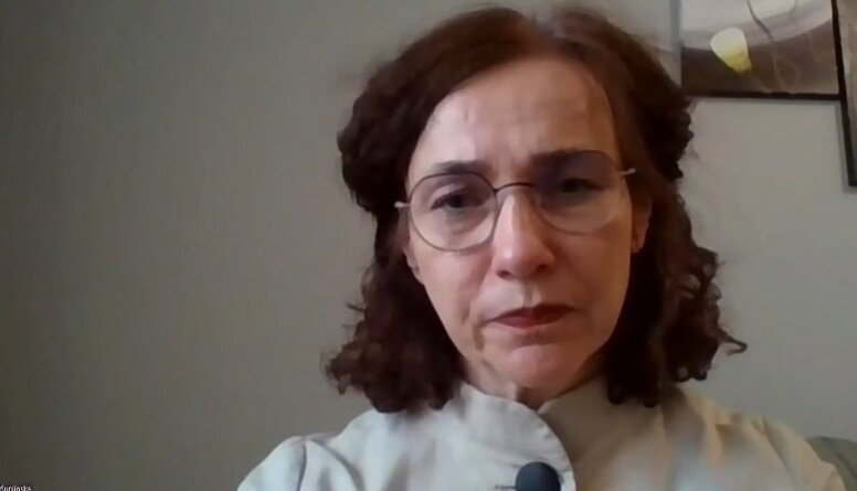 Ilga Šuplinska: Nāku no akadēmiskās vides. Mans nolūks nekad nav bijis šķelt