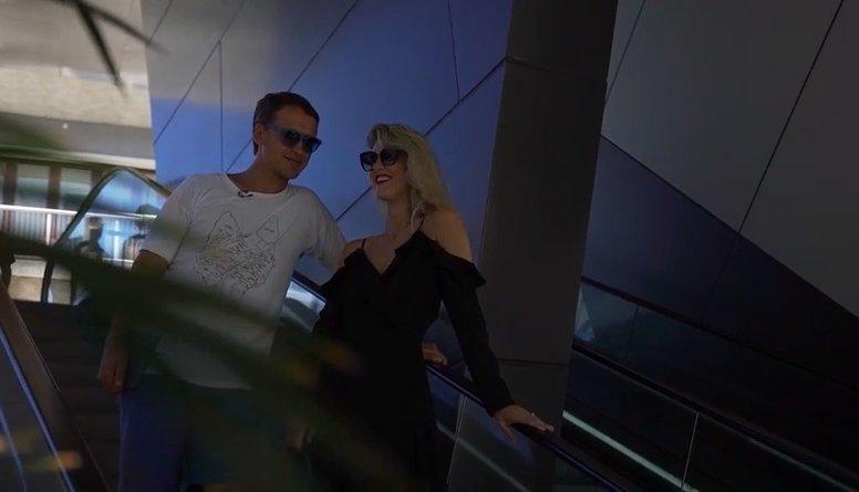 Līga Zemture Miami ieradusies uz bērēm?