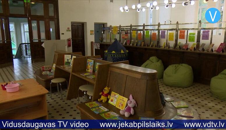 Jēkabpils pilsētas bibliotēka neziņā par savu nākotni