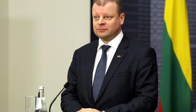 Vai tiešām Lietuvas premjers apkaunojis savu valsti?