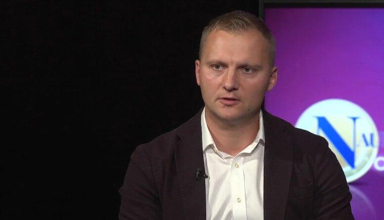 Jānis Vība stāsta par uzņēmuma uzņemšanu biržā