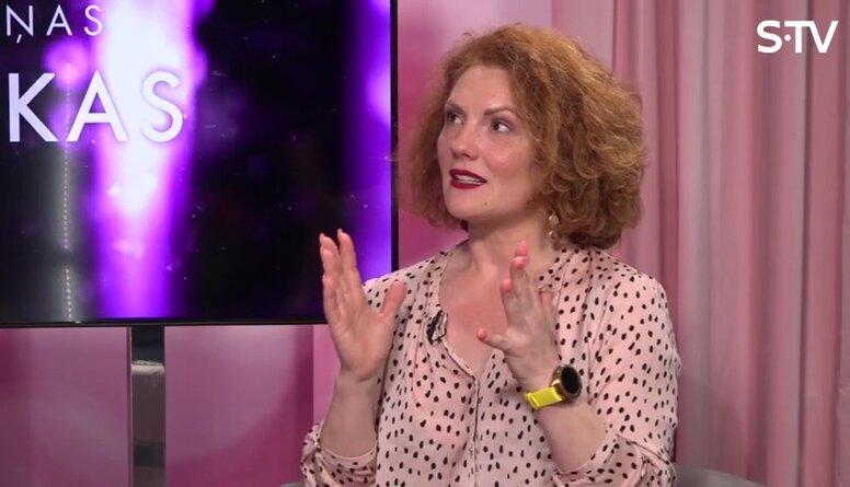 """Ieva Brante: """"Es sāku ar dejošanu ap stieni"""""""