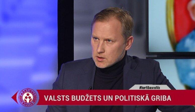Gobzems: Valdības vienīgais mērķis ir nostiprināt politisko karteli