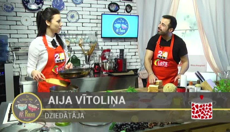 16.02.2017 La Dolce Vita. Ar Roberto 2. daļa