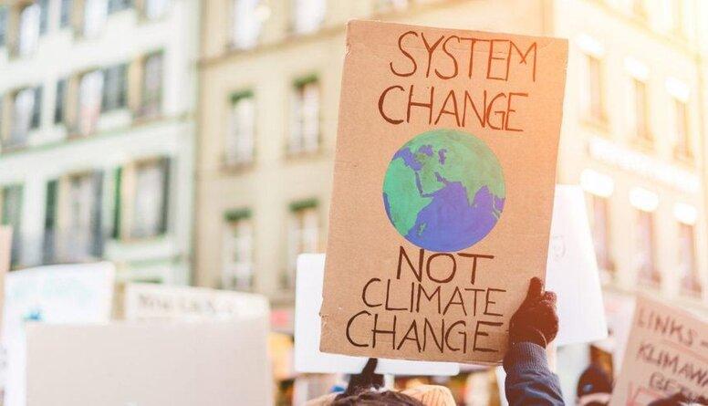 Auziņš: Politiķiem neinteresē fakti par klimata izmaiņām