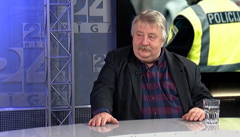 Juris Rekšņa vērtē nedēļas nogalē notikušos piketus Rīgā