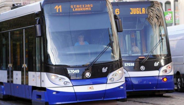 Krištopāns: Skanstes tramvaja projekta apturēšana ir politisks lēmums