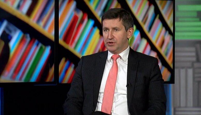 Vjačeslavs Dombrovskis par Saeimas darbu krīzes laikā