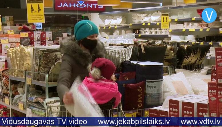 Lielveikalos – vēl stingrākas distancēšanās prasības