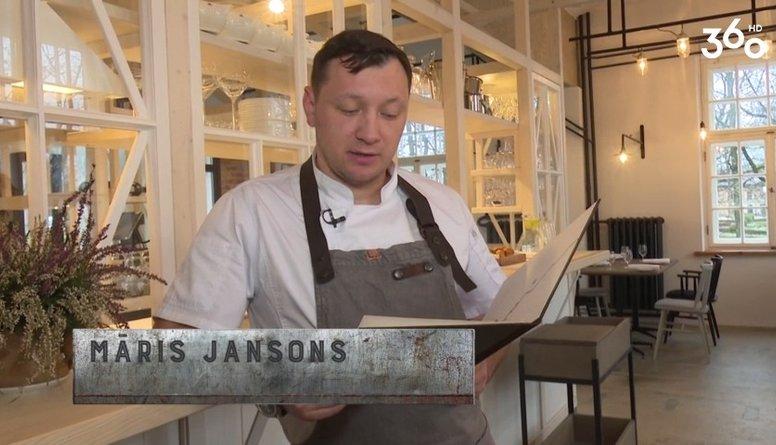Kāpēc Māris Jansons restorānu nosaucis par KEST?