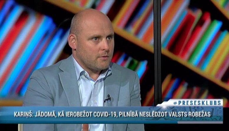 Kulbergs: Baltijas valstīm lēmumus par Covid-19 ierobežošanu vajadzētu pieņemt kopā