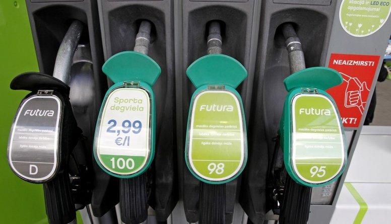 """Melderis: """"Degvielas cenas ir nejēdzīgi zemas"""""""