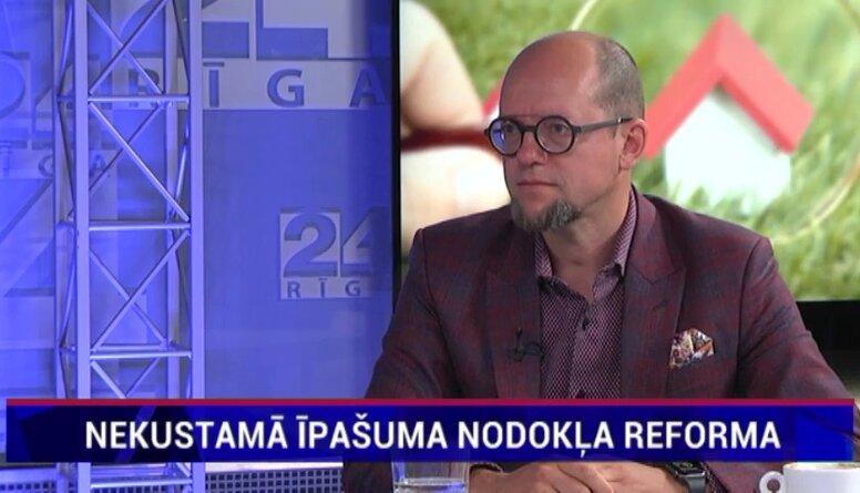 Bičevskis: Nodokļu likmēm jābūt līdzvērtīgām visā valsts teritorijā