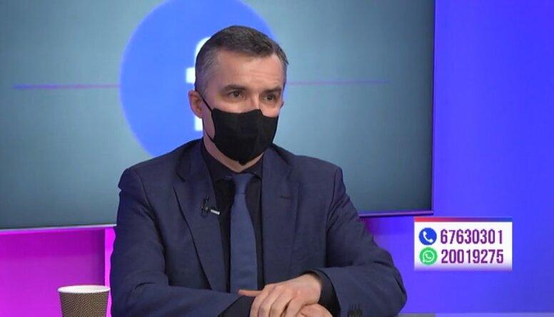"""Dins Šmits par neskaidrībām ar """"AstraZeneca"""" vakcīnu"""