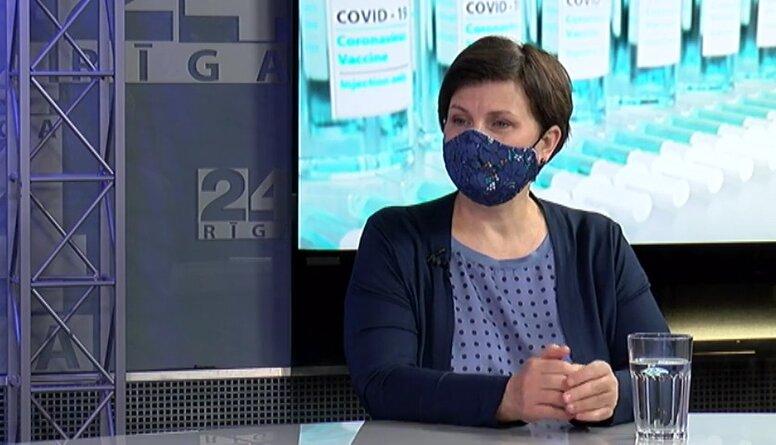 Viņķele par Vakcinācijas biroju: Priekšdarbi jau bija uzsākti