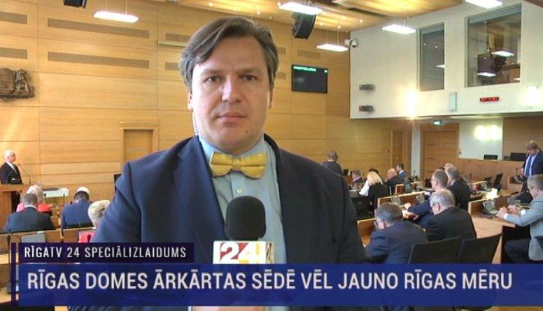 Speciālizlaidums: Rīgas mēra vēlēšanas 2. daļa