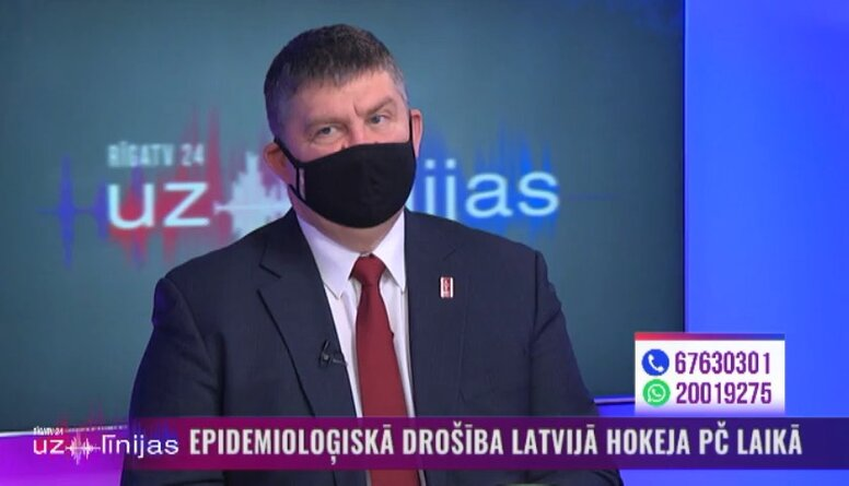 Kas nosegs izmaksas par pasaules čempionāta hokejā rīkošanu Latvijā?