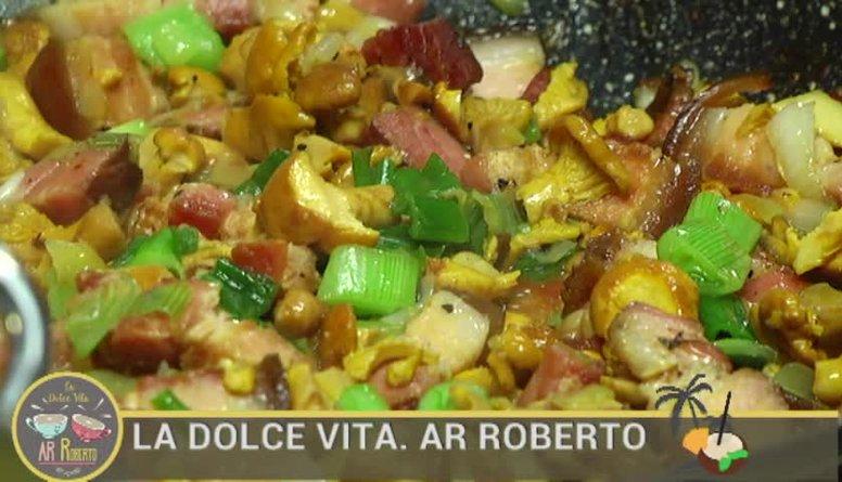 10.07.2017 La Dolce Vita. Ar Roberto 2. daļa