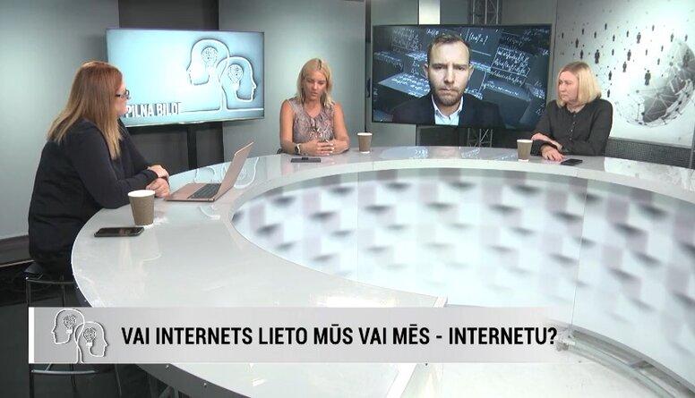 Vai internets lieto mūs vai mēs - internetu?