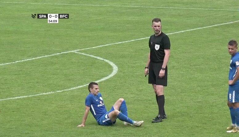 Optibet futbola virslīga: FK Spartaks - BFC Daugavpils. Spēles ieraksts
