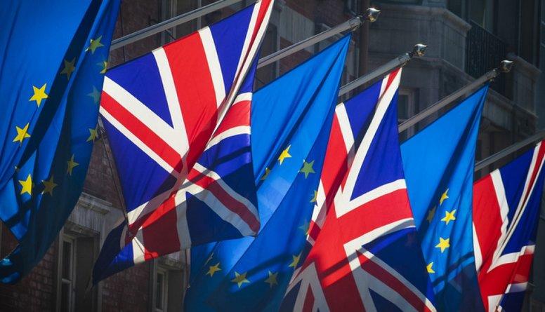 """Britu """"Brexit"""" sarunu vešanas pozīcija ar Eiropu ir ļoti vāja, vērtē Rungainis"""