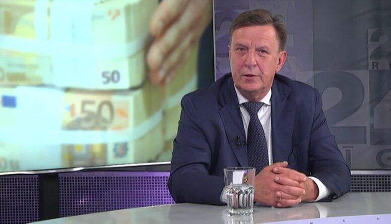 """""""Vēl gaidāma pamatīga plēšanās"""" - Māris Kučinskis par budžeta veidošanu"""