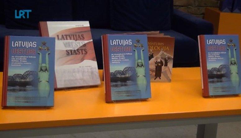 Izdota jauna vēsturnieka Valda Klišāna grāmata!
