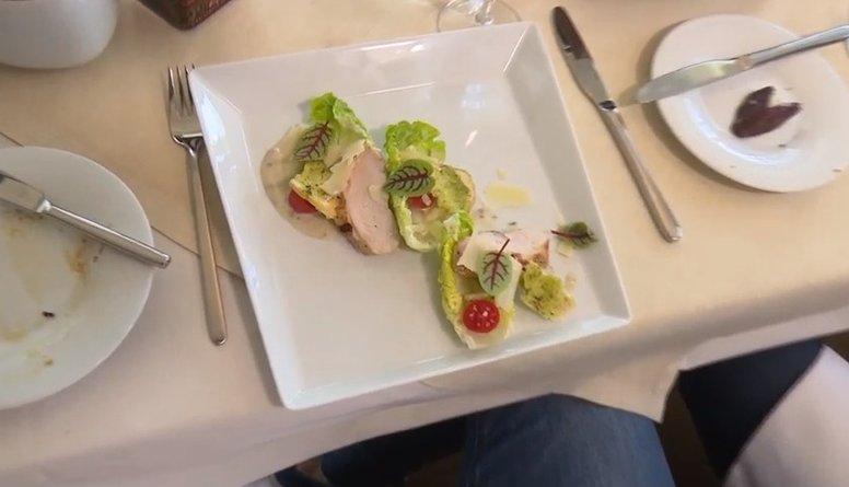 Vai Cēzara salāti ir slikta izvēle?