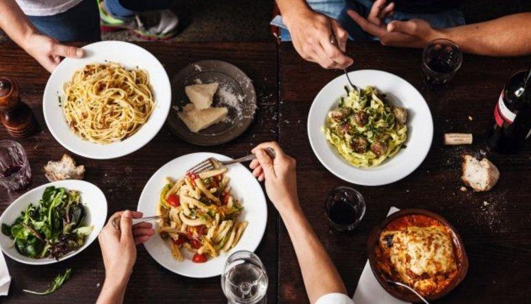 Aizņemies no itāļiem ēdiena baudīšanas mākslu!