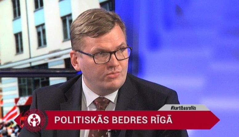 Pūce: Rīgas Satiksme vienmēr ir slēpusi savas darbības dokumentus