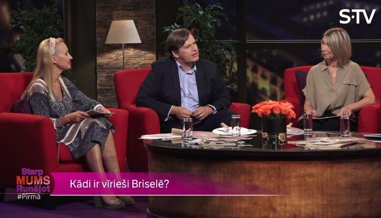 Vai Ansis Bogustovs ir greizsirdīgs uz sievas kolēģiem?