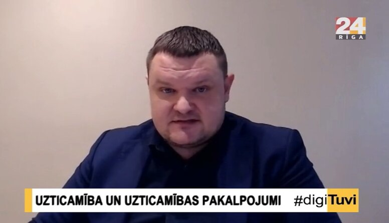 Māris Krievs par eParaksta izmantošanu uzņēmumā
