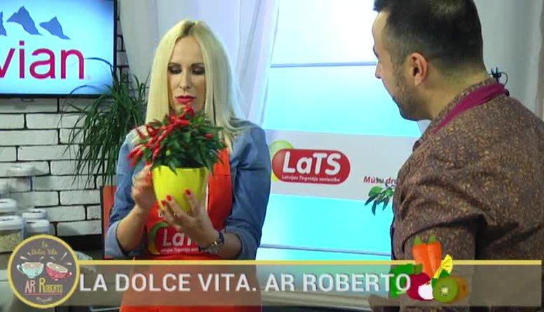 09.10.2017 La Dolce Vita. Ar Roberto 2. daļa