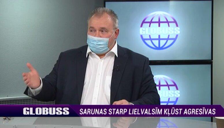 Rublovskis: Par iztekumiem būs jāatbild - tā es tulkotu Putina atbildi Baidenam